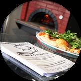 Restaurant chez Franco - Restaurant italienne et française / Pizzeria au feu de bois / Pizza à emporter